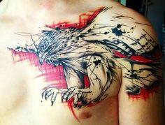 Znalezione obrazy dla zapytania tattoo masculina
