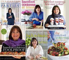 Barefoot Contessa Cookbooks Chef Recipes Food Network Cookbook Best