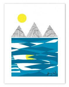 Ocean - Jenny Wallmark designstudio - Designer