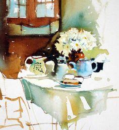 Art Of Watercolor - Milind Mulick
