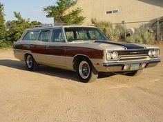 1970 Plymouth Sport Satellite Wagon