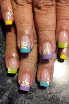 awesome Acrylic nails... - Pepino Nail Art