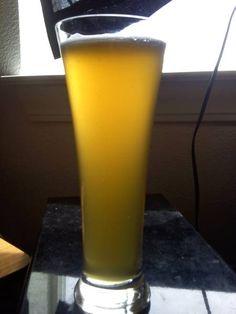 Multiple - Honey Orange Hefeweizen - Home Brew Forums Brewing Recipes, Homebrew Recipes, Beer Recipes, Beer Brewing, Home Brewing, Pint Glass, The 100, Alliteration, Orange