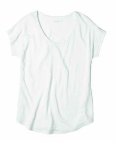 Quite possibly the world's perfect white tee, via @EileenFisher...and I'm giving it away this week! http://www.shoppingsmycardio.com/2012/05/21/smc-giveaway-the-perfect-white-tee/#
