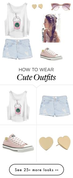 """Cute Summer Outfit"" by nessaa18 on Polyvore                                                                                                                                                     More"