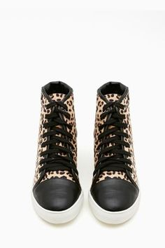 Hell Cat Sneaker. #ShoeCult by #NastyGal