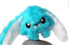 Fluse Kawaii Plush Vampire Bunny cute Monster von Fluse123 auf Etsy, €13.80