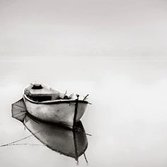 Charlie Haden & Chet Baker - Silence Photos by © Nilgün Kara Charlie Haden, Negative Space, Belle Photo, White Photography, Great Artists, Mists, Serenity, Cool Art, Boat
