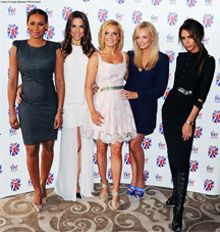 The Spice Girls now! They still look so cute!