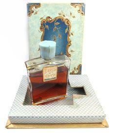 Vintage PARIS De Coty Parfum 0.34 Fl. Oz. Perfume in Box #Coty