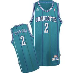 d1bdce50bb7ff Adidas New Orleans Pelicans 33 Alonzo Mourning Light Blue Charlotte Hornets  Throwback NBA Jerseys