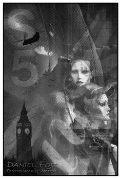 Daniel Fojt - Dreamer - London Montage Series