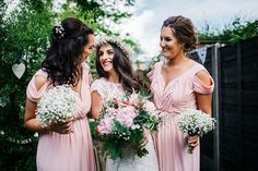 Jade wore a Sottero & Midgley gown for her boho inspired barbeque weeding. Photography by Kerry Woods.