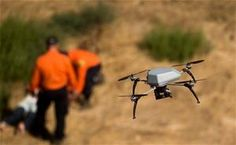 North Dakota Lets Police Drones Fire Rubber Bullets ...