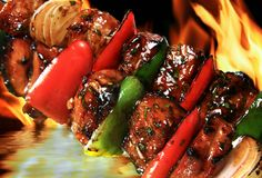 This article details eight delicious ways to prepare prime rib in the oven, on the grill, in kabobs, and more. Lamb Recipes, Spicy Recipes, Clean Recipes, Healthy Recipes, Primal Recipes, Yummy Recipes, Healthy Snacks, Healthy Eating, Teriyaki Skewers