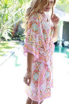 MIST SHARI DRESS Available now at Dreamcharla