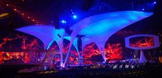 2010 VMA Stage Design