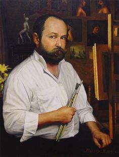 Галерея современного портрета