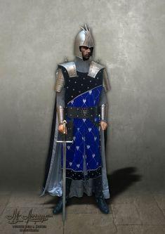 Traje de estilo medieval en alquiler Medieval, Superhero, Fashion, African, Warriors, Suits, Style, Moda, Fashion Styles