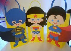 bolcitas de super-heroes