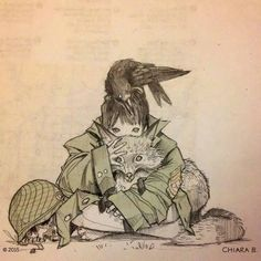 Wolf na infância