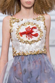 Schiaparelli at Couture Spring 2016 (Details)