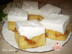 Habos barackos süti Eta módra