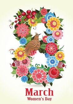 March 8 International women's day