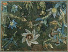 Gardens by Paul Klee (1879-1940)
