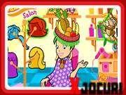Polly Pocket, Slot Online, Salons, Lounges