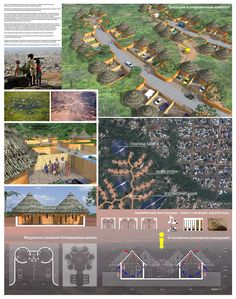 Sustainable dwelling for Africa - Sustainable Architecture