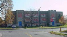 Roosevelt Junior High School, Springfield, Ohio