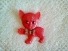 czerwony kot bez ogonka