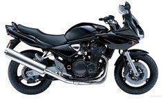 the 'Beast' - Suzuki 1200S Bandit