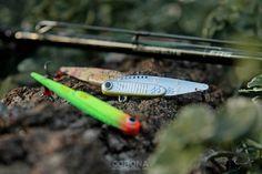 Doskonałe Cykady Rattlin na bolenie, sandacze i okonie. Wypróbuj! #przynęty #handmade #wędkarstwo Fish, Pisces
