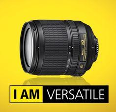 Nikon DX AF-S Nikkor 18-105mm f3.5-5.6G ED