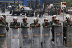 Venezuela ¿Cuál es el libreto del gobierno? por Laura Helena Castillo y Franz Von Bergen http://shar.es/SEW1v