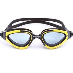 339e2589082 Whale Profession No Leaking Anti Fog Swim Goggles Men Women Adult Swimming  Mirror Free Quick Adjustment