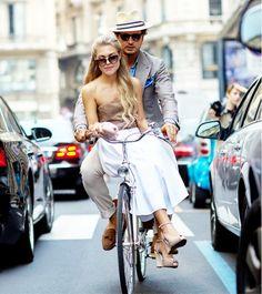 イタリア女性に学ぶ!手持ちの服をもっとおしゃれにする秘密 - Locari(ロカリ)