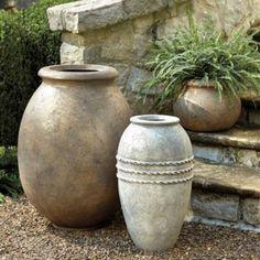 Campagna Olive Jar Planter