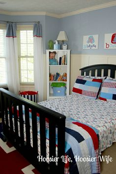 This is THE bedding I found for C's bedroom!  Haven't seen it on a bed yet, but I like it!
