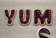 Use simple textures, a couple of brushes, and tons of different layer styles to create a delicious scones-inspired text effect. | Difficulty: Advanced; Length: Medium; Tags: Text Effects, Adobe Photoshop, Layer Styles, Global Influences