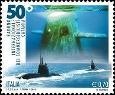 Image result for submarines on stamps
