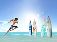 """""""Surfs Up!"""" (compartilhando pra ganhar credits XD)"""