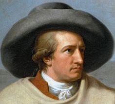 Johann Wolfgang von Goethe (1749-1832) Color Theory, Panama Hat, Evolution, Writer, Art, Art Background, Writers, Kunst, Performing Arts