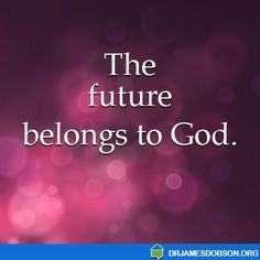 The Cove Community: A New Devotion on Cove's Prayer Line – The Future Belongs to God