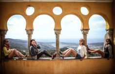 Sightseeing, Sintra