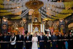 Monumental Corredor de Ofrendas 2016 en Puebla