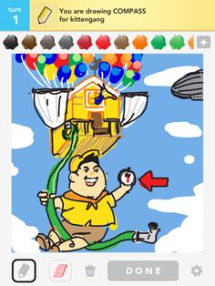 30 Most Ridiculous Doodles on Draw Something | The Design Inspiration