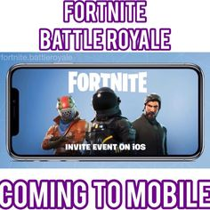 BREAKING NEWS Confirmed @fortnite will be coming to iOS sign up for the invite March 12th 2018!!! Not only this but @epicgames has announced this will bring with it cross platform play!!!  Meaning PS4 Xbox1 PC and iOS will all play together! How do you guys feel about that? And is cross platform the future of gaming? cc: @fortnitecosmetics tags below (ignore) #fortnight #fortnitebr #fortnightbattleroyale #victoryroyale #gamer #games #nerd #console #sport #esport #ps4 #xbox #onlinegaming…